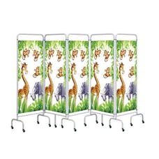 Sunflower Medical Panel Jungle Screens