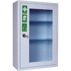 Visible Storage First Aid Cabinet