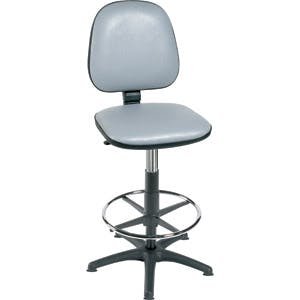 High Level Exam Chair With Footring