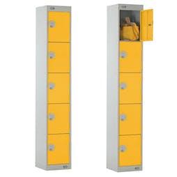 5 Tier Lockers