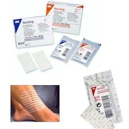 3M SteriStrip Reinforced Adhesive Skin Closures