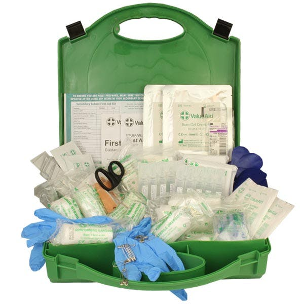 Secondary School First Aid Kit