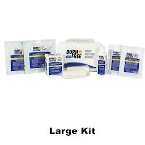 Burnfree Burn Care Kits
