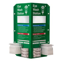 Eye Wash Stations