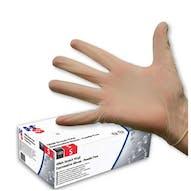 Hand Safe Powder Free Stretch Vinyl Gloves