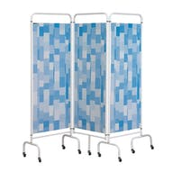 Sunflower 3 Panel Mobile Folding Hospital Screens