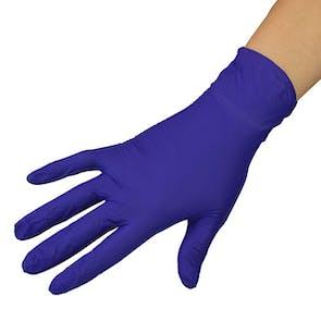 Hand Safe GN91 Stretch Powder Free Nitrile  Gloves