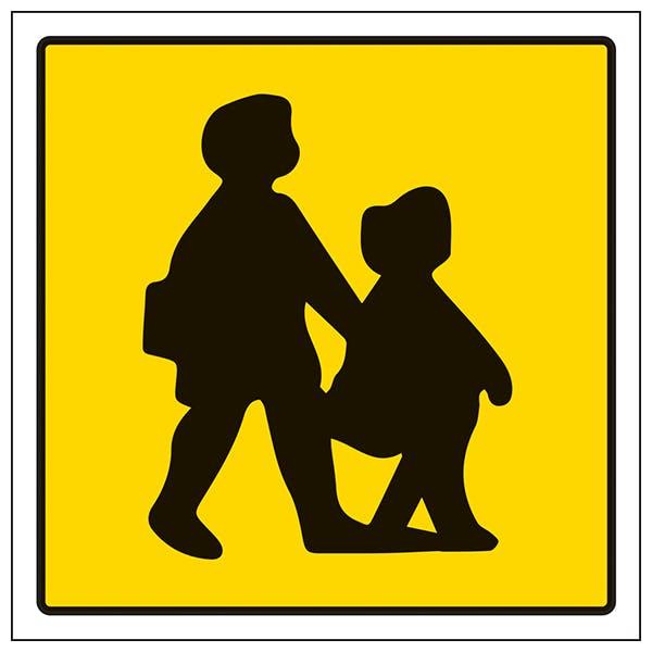 School Bus - Window Sticker