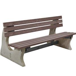 Exmouth Park Bench