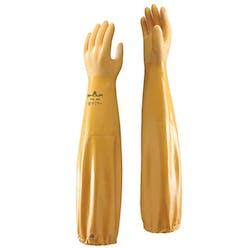Showa 772 ARX Nitrile Long Sleeve Glove