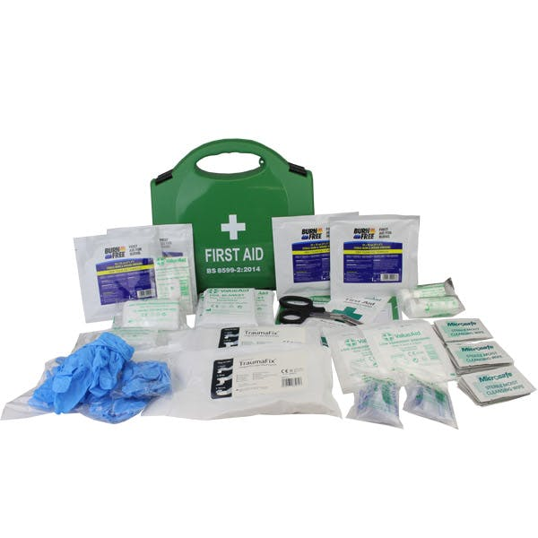 Motorist Kits Compliant With BS8599-2
