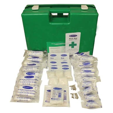 HSE Compliant Kits In Deluxe Cases