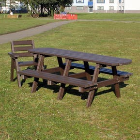 Universal Picnic Table