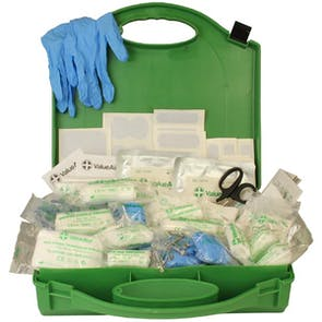 BS-8599-1 Compliant Catering First Aid Kits - Large