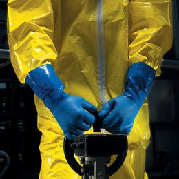 Reusable Chemical Resistant Gloves