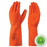 Showa 707HVO Biodegradable Chemical Resistant Gloves