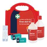 Redcap™ Eyewash and Skin Flush Kit