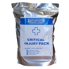 Wallace Cameron Critical Injury Pack