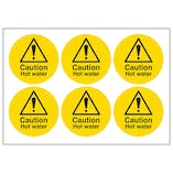 Safety Labels On Sheets