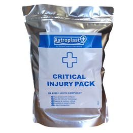 Wallace Cameron BS8599-1 Critical Injury Pack