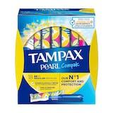 TAMPAX Pearl Compak Regular Tampons