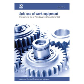 Safe Use of Work Equipment, L22
