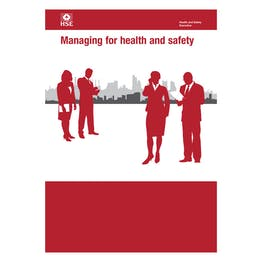 Managing For Health And Safety, HSG65