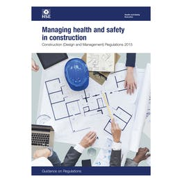 Managing Health and Safety In Construction, 2015