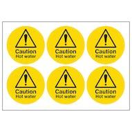 Circular Safety Labels