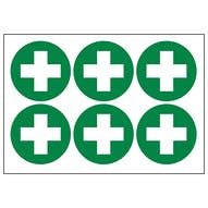 First Aid Cross Symbols