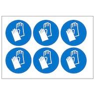 Hand Protection Symbols