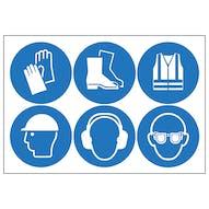 6 Mixed PPE Symbols
