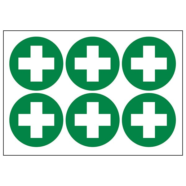 First Aid Cross Symbols
