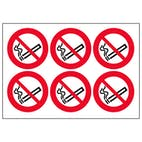 No Smoking Symbols
