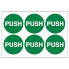 Push Symbols