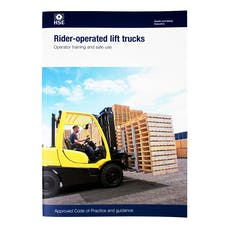 Rider-Operated Lift Trucks, L117