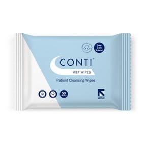 Conti Patient Cleansing Wet Wipes