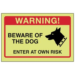 GITD Beware Of The Dog, Enter At Own Risk