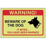 GITD Beware Of The Dog, It Bites...
