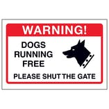 Dog Premises Signs
