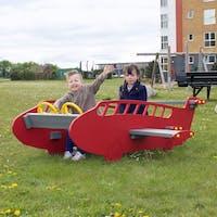 Flyaway Play Plane