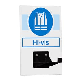 Hi-Vis PPE Station