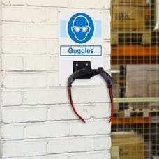 Goggles PPE Station