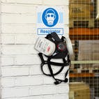 Respirator PPE Station
