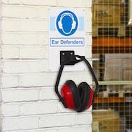 Ear Defender PPE Station