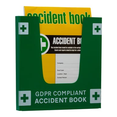 GDPR Compliant Accident Book Holder