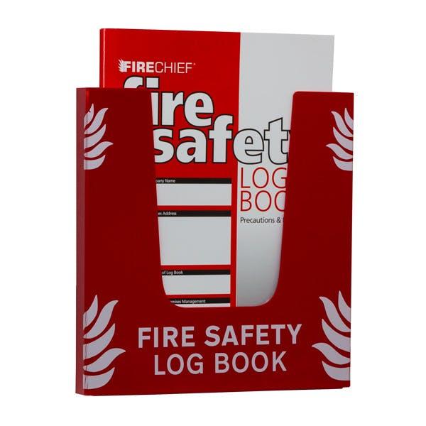 Fire Log Book Holder