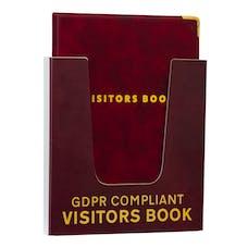 GDPR Compliant Visitor Book Holder
