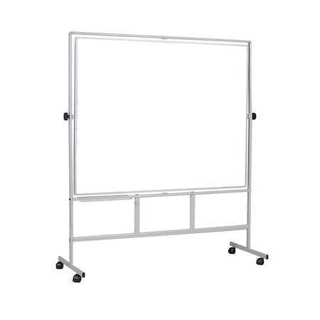 Bi-Office Full Frame Revolving Magnetic Whiteboard