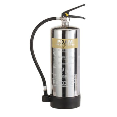 6L Stainless Steel Foam Fire Extinguisher